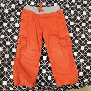 Hanna andersson boys lined cargo pants 100 (4)
